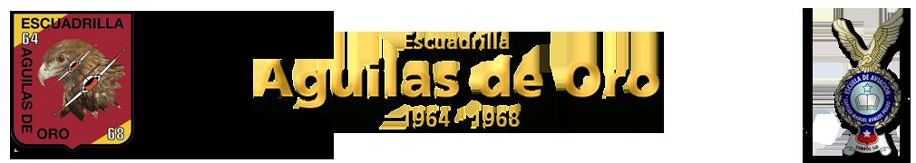 Escuadrilla Águilas de oro Logo